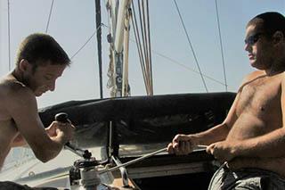 להדק מפרשים