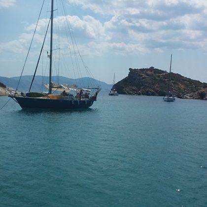 יוון – האיים הסרונים